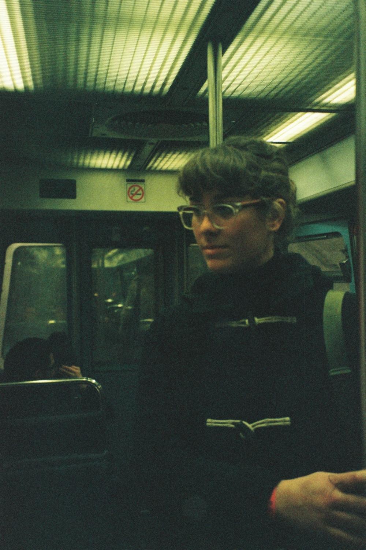 Becca, métro edition.