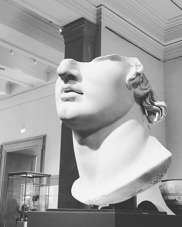 Came to the met for some inspiration... #themet #greekandromangalleries #sculpture #art #inspiration #shippernyc