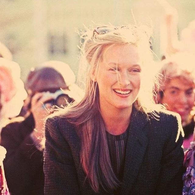 Meryl ✨  #merylstreep #inspiration #strongwomen #mood #beauty #shippernyc