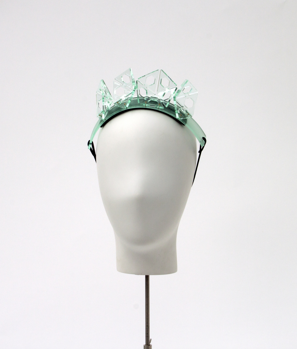 Perspex Cell Crown