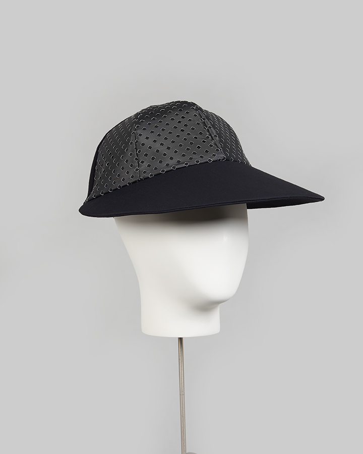 Cut-Out Neoprene Cap