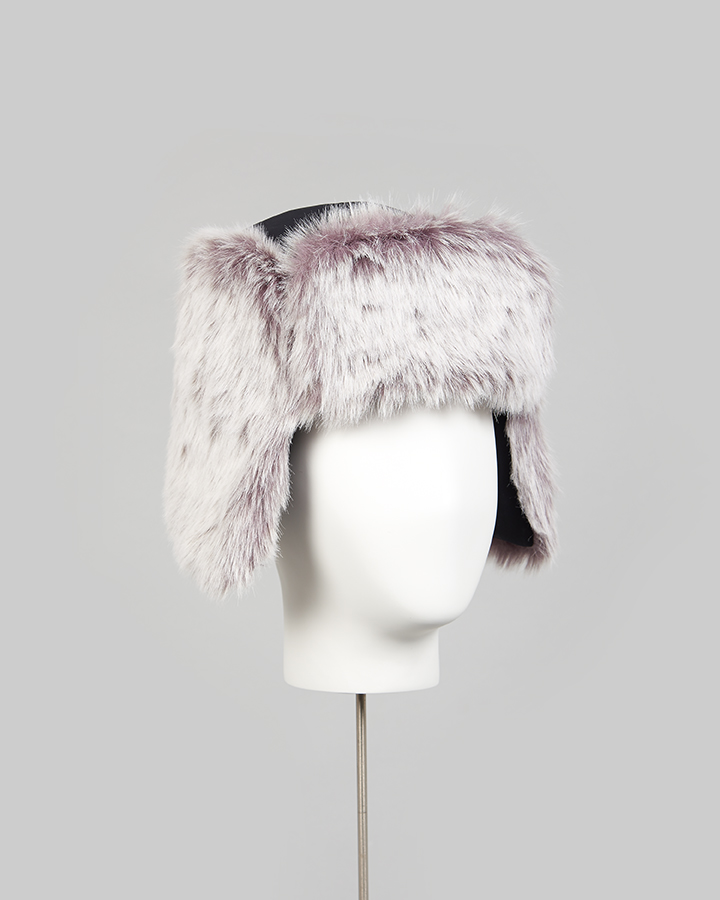 Faux Fur Neoprene Trapper