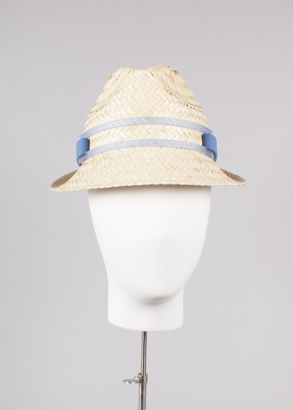 Blue Palm Downturn Trilby
