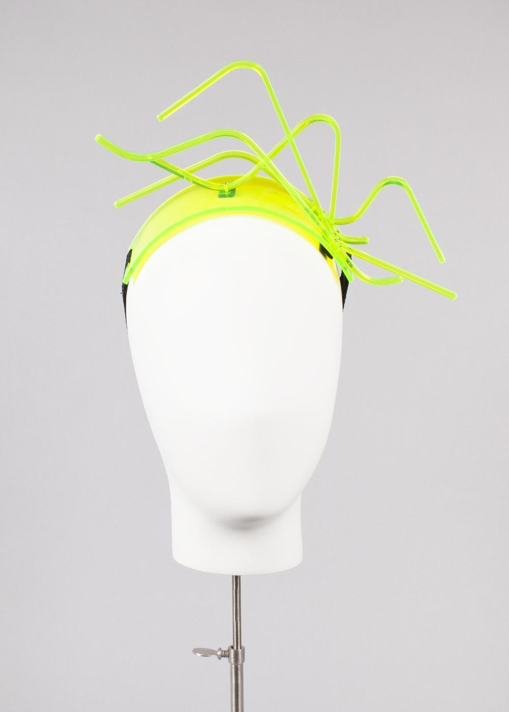 Fluro Headband