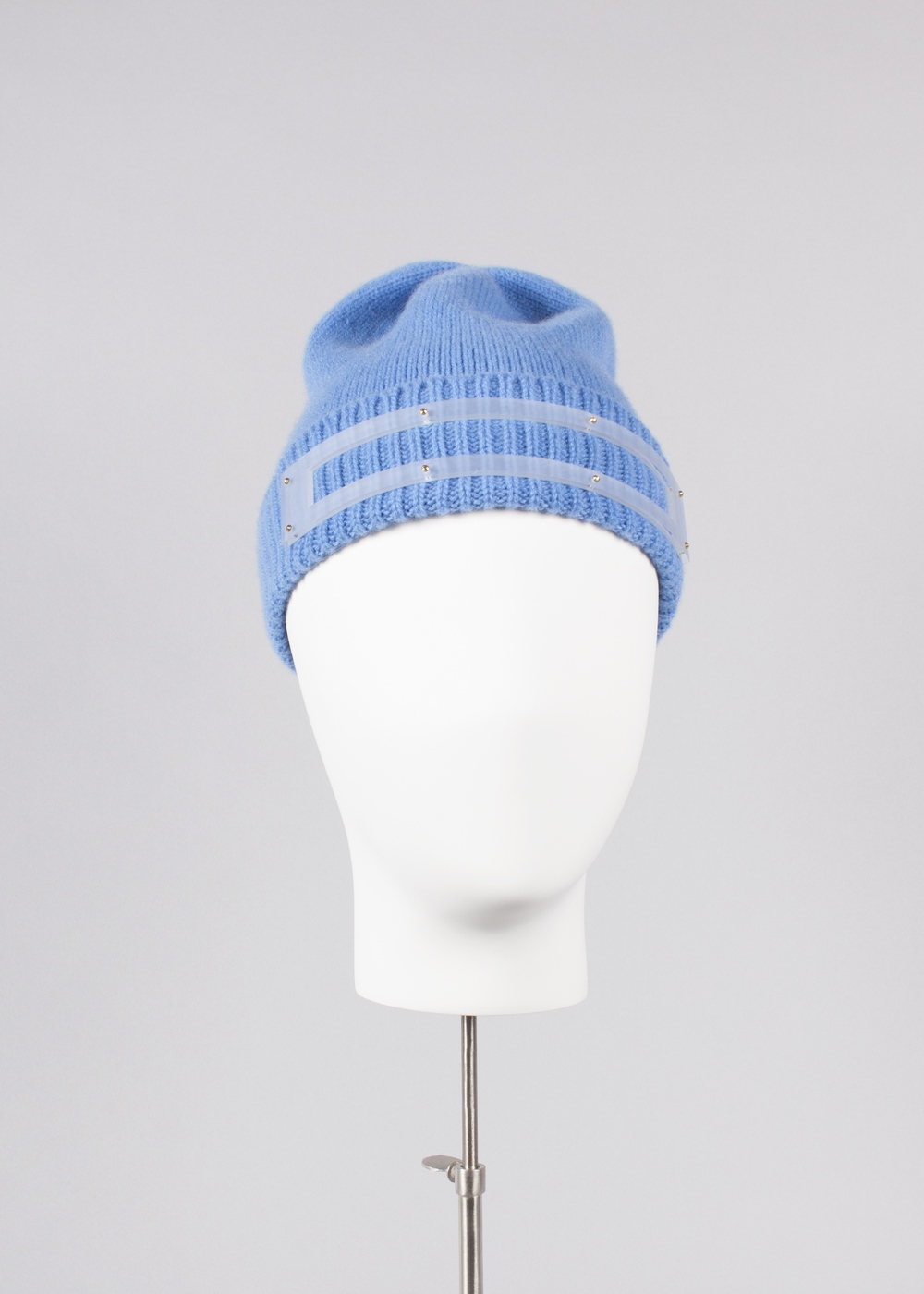 Scottish Cashmere Band Beanie