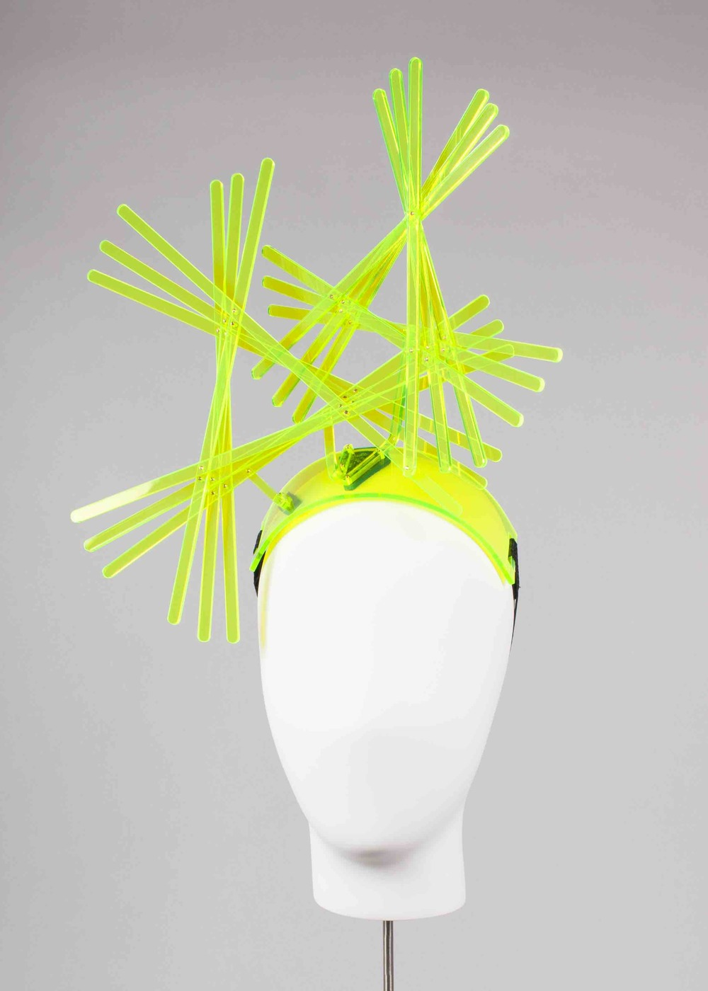Tidal Spray Headpiece