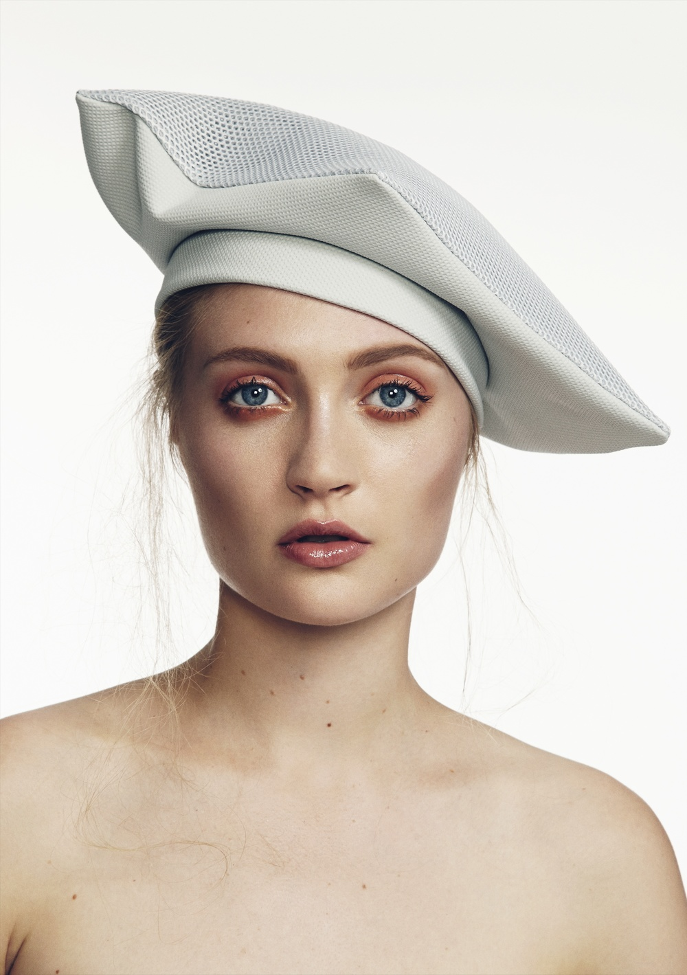 Soft Sculptural Beret