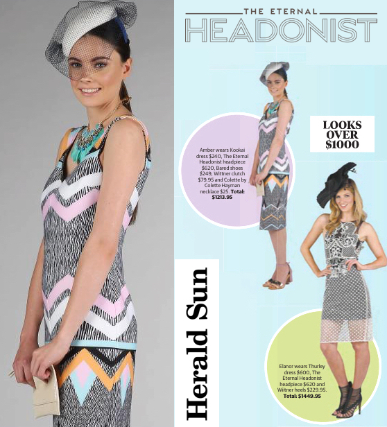 Veiled Beret - The Herald Sun