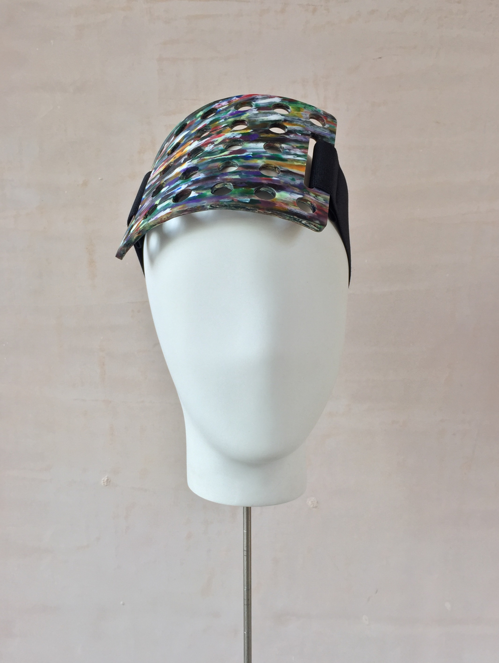 Recycled Plastic Pull On Headpiece