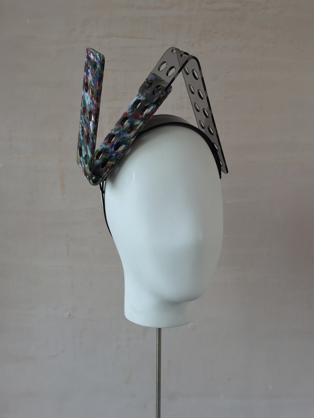 Recycled Plastic Roof Headpiece