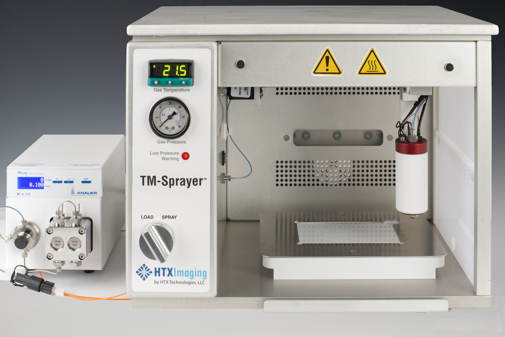 HTX TM-Sprayer™ - Sample Preparation System for MALDI Imaging Mass Spectrometry