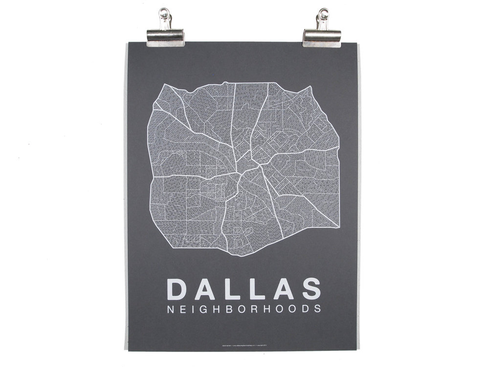 native maps dallas