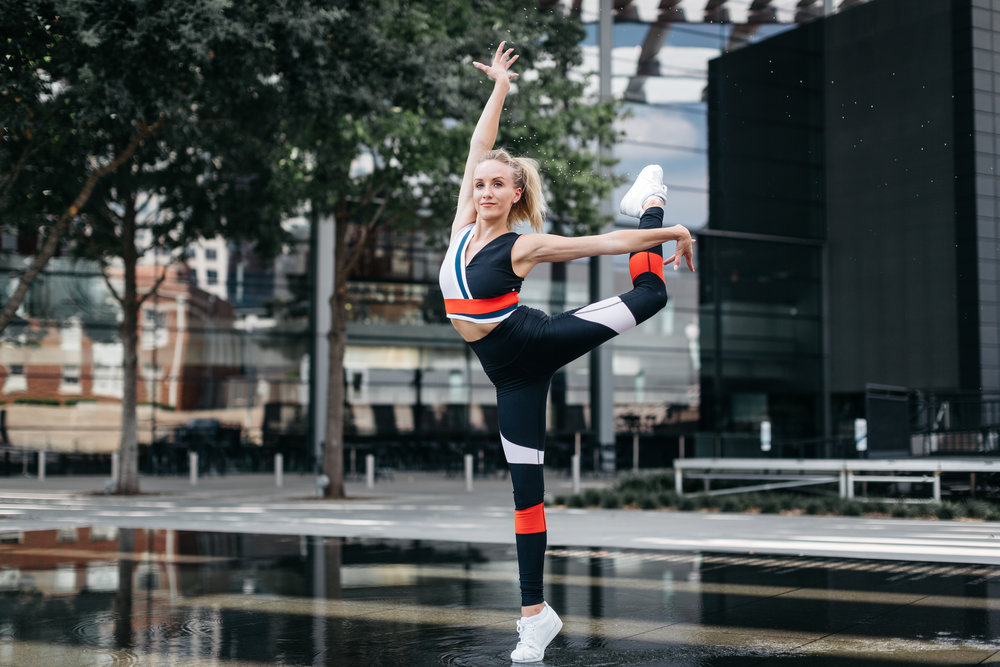 Nastia Luikin x BECKLEY