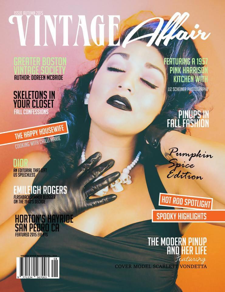 Vintage Affair / Vintage Girl Studios