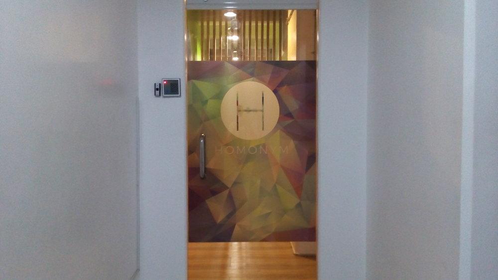 the HMNMPH logo