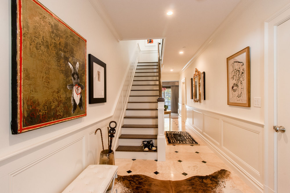 Townhouse, Greenwich CT -