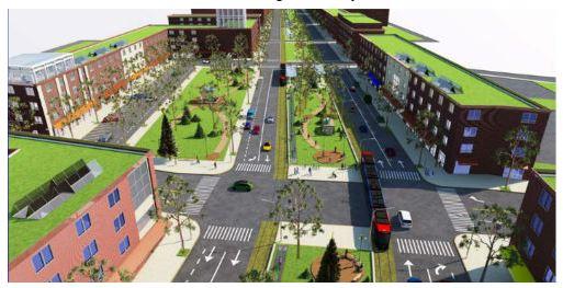BLVD |  Erie Boulevard from Syracuse to DeWitt