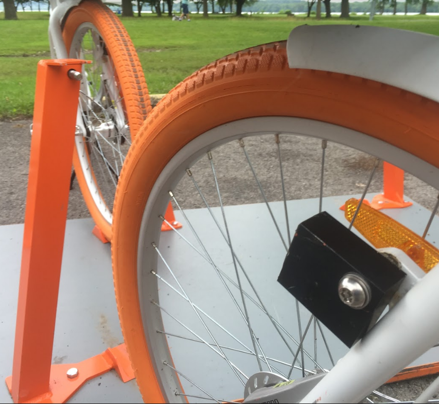 Cuse Cycle Docking Mechansim