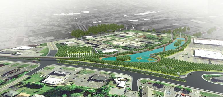 Winning Concept: Widewaters Eco Edutainment Park: