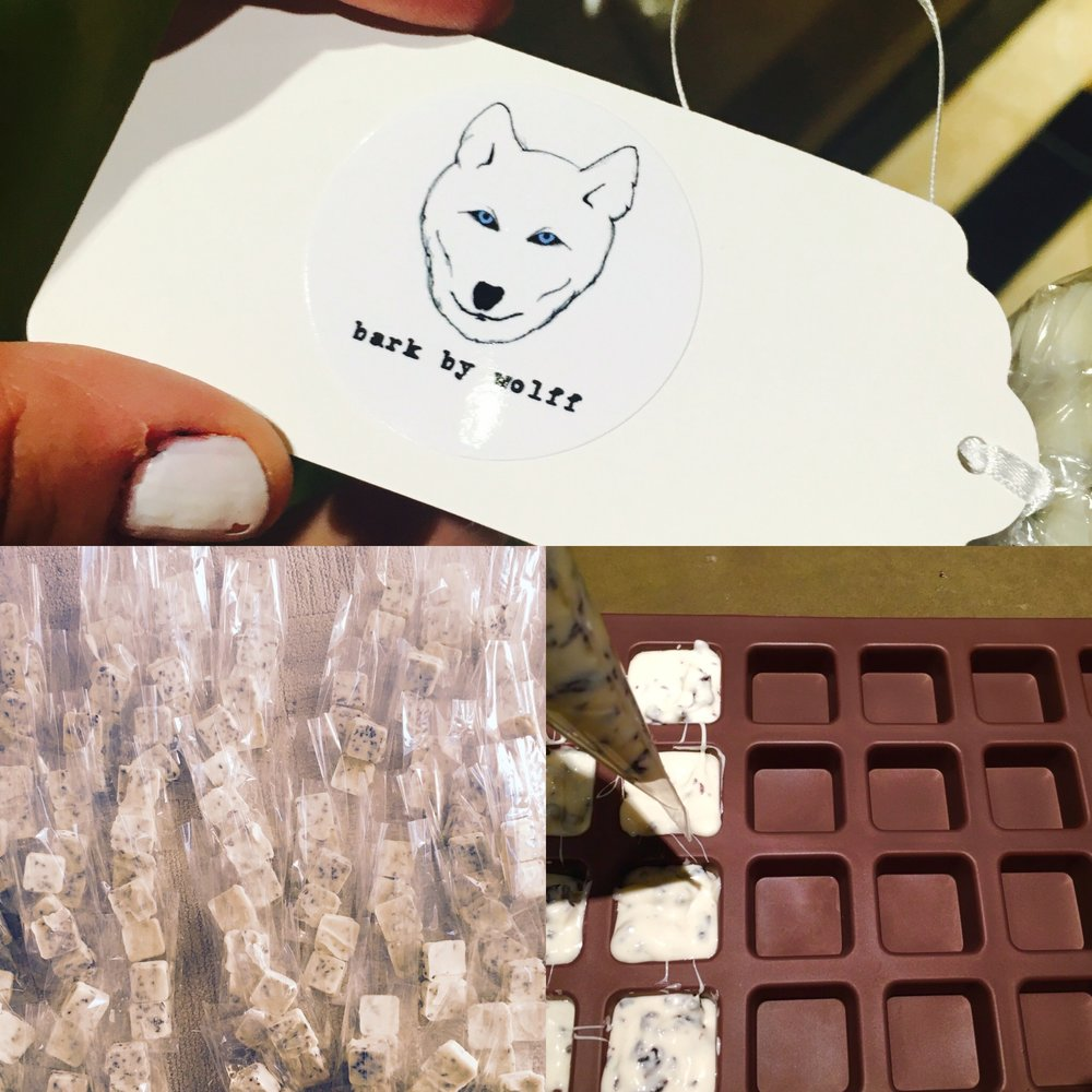 Maisy Bark (Custom Bridal Recipe)