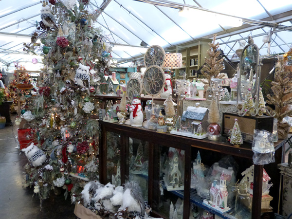 Christmas Houses- Garden Supply Co