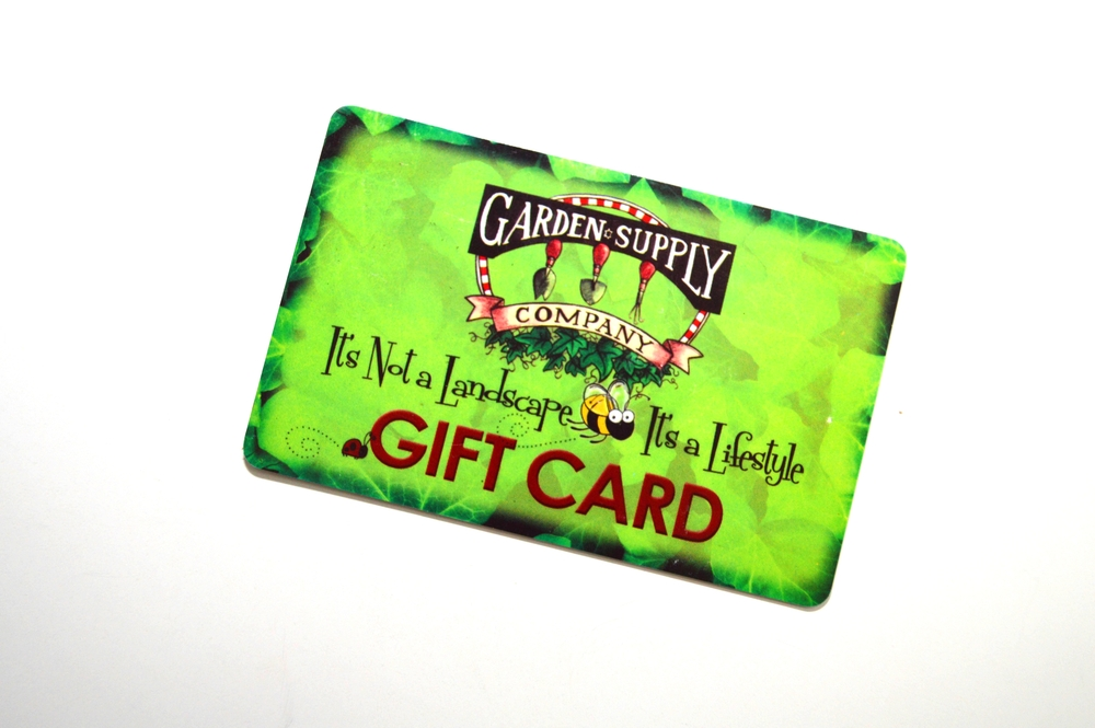 Garden Supply Co Gift Card