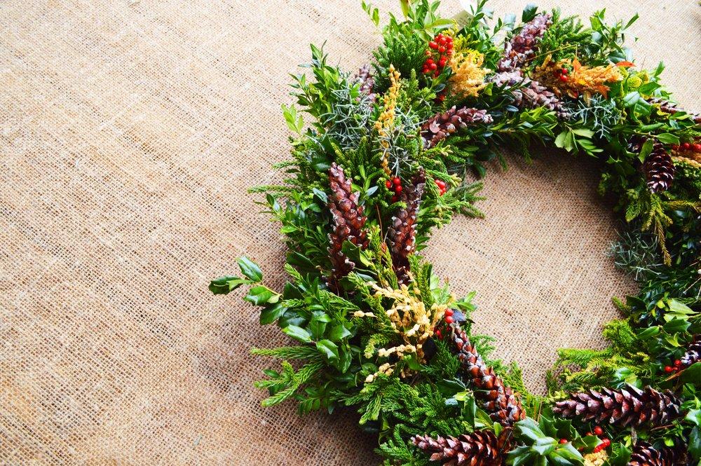 Live Wreaths