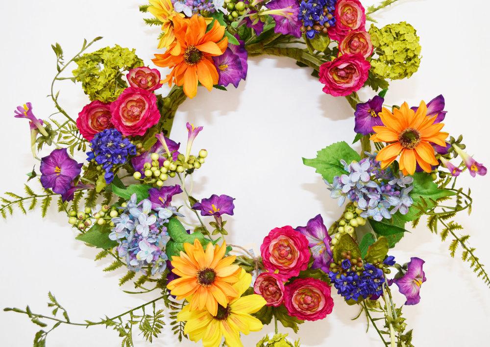 Festive Wreaths