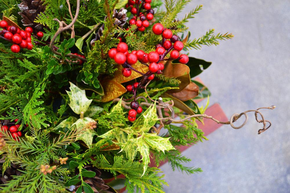 Seasonal Cut Arrangements
