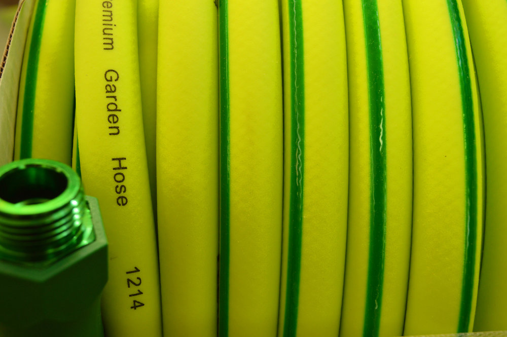 Water hoses & attachments