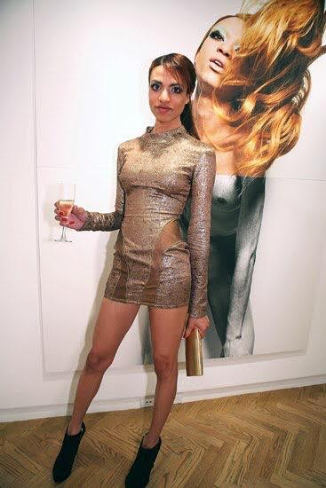 Ford Models Art Exhibition Photo by Brandon Smithson
