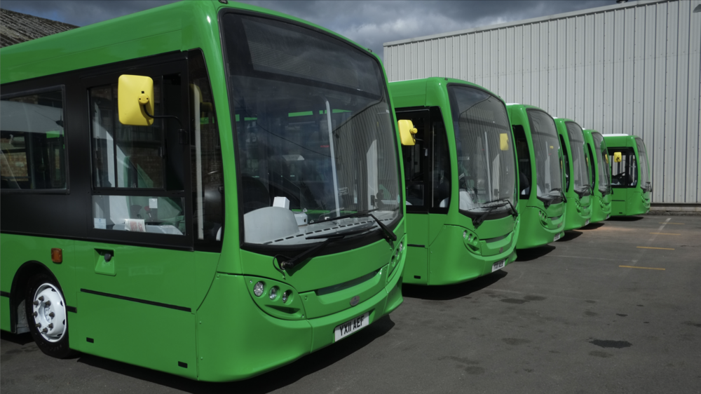 A bigger Smartbus used to test a bigger revenue model