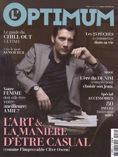 Copy of L'OPTIMUM, France