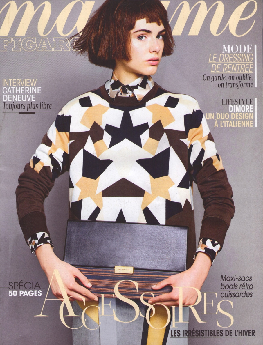 Copy of MADAME FIGARO, France