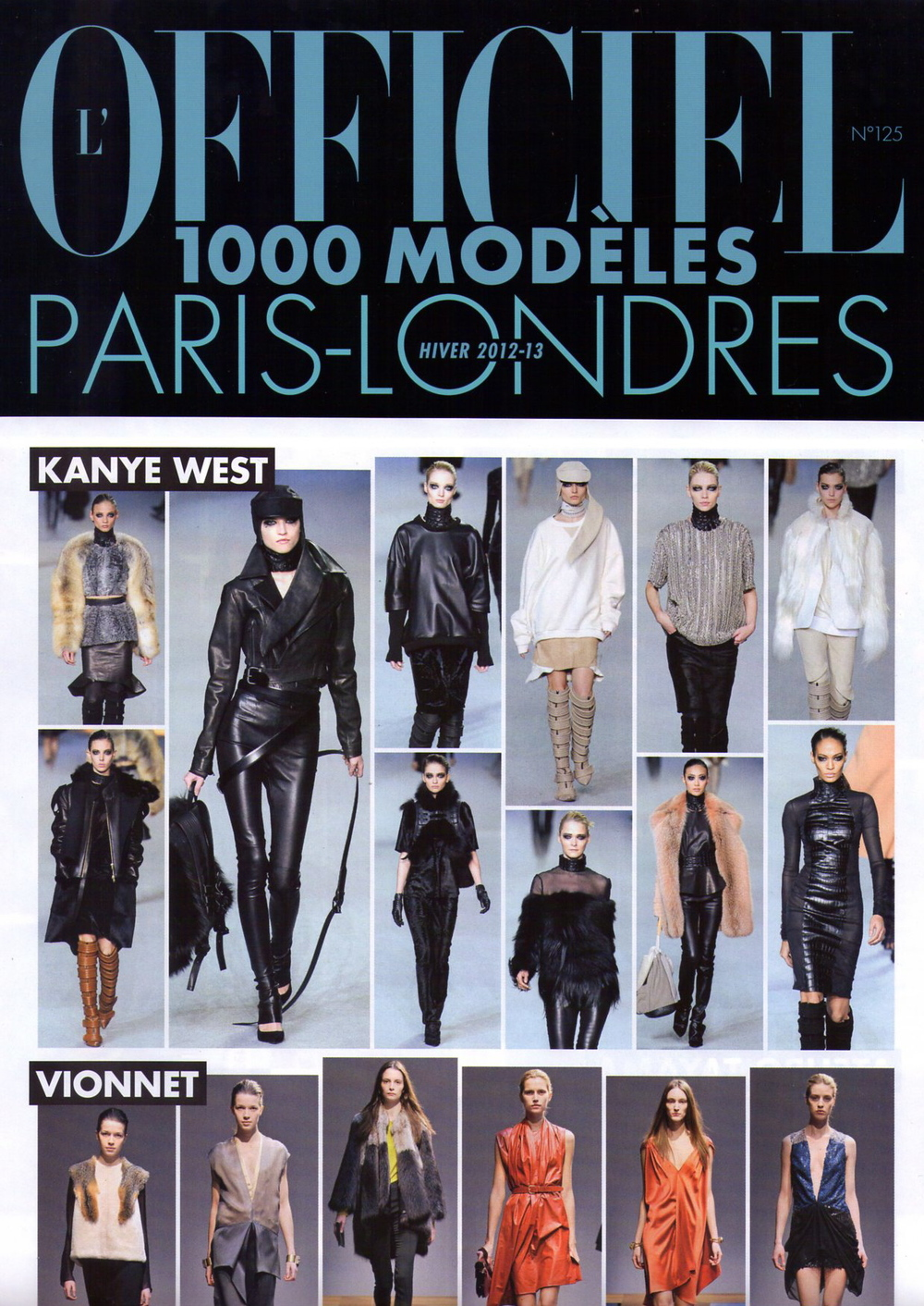 Copy of L'OFFICIEL, France
