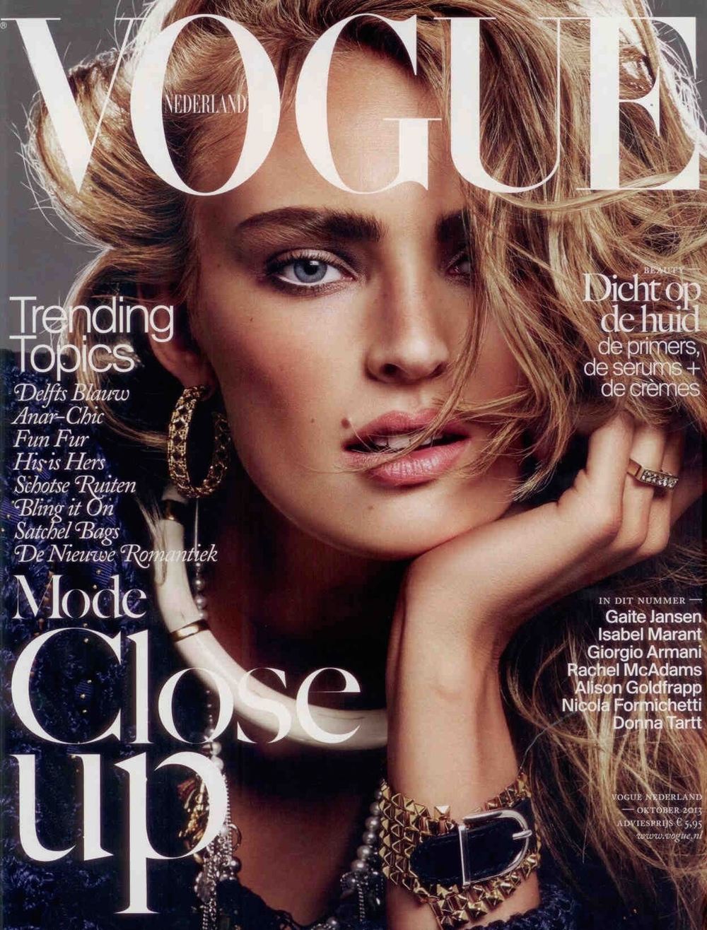 Copy of VOGUE, Netherlands