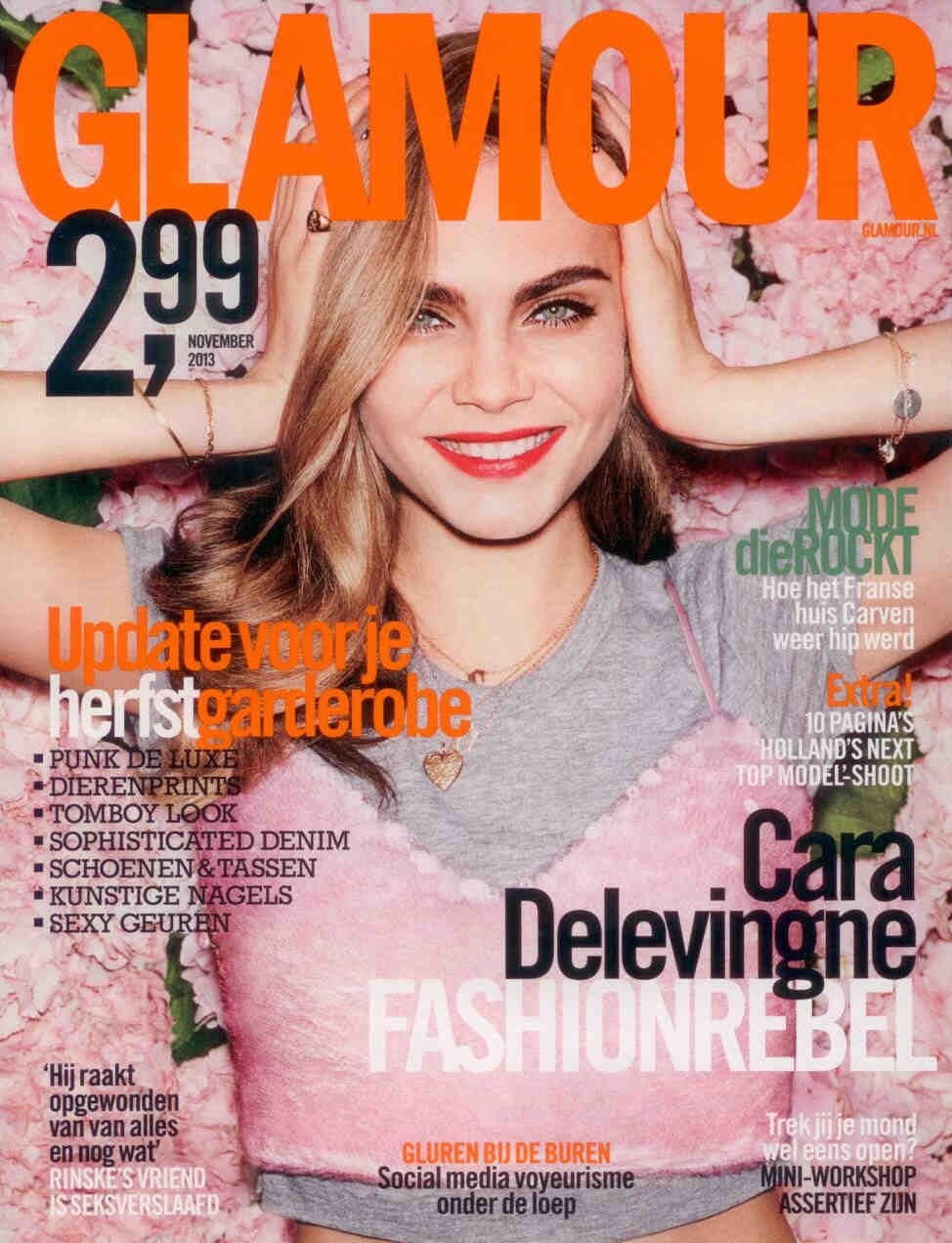 Copy of GLAMOUR, Netherlands