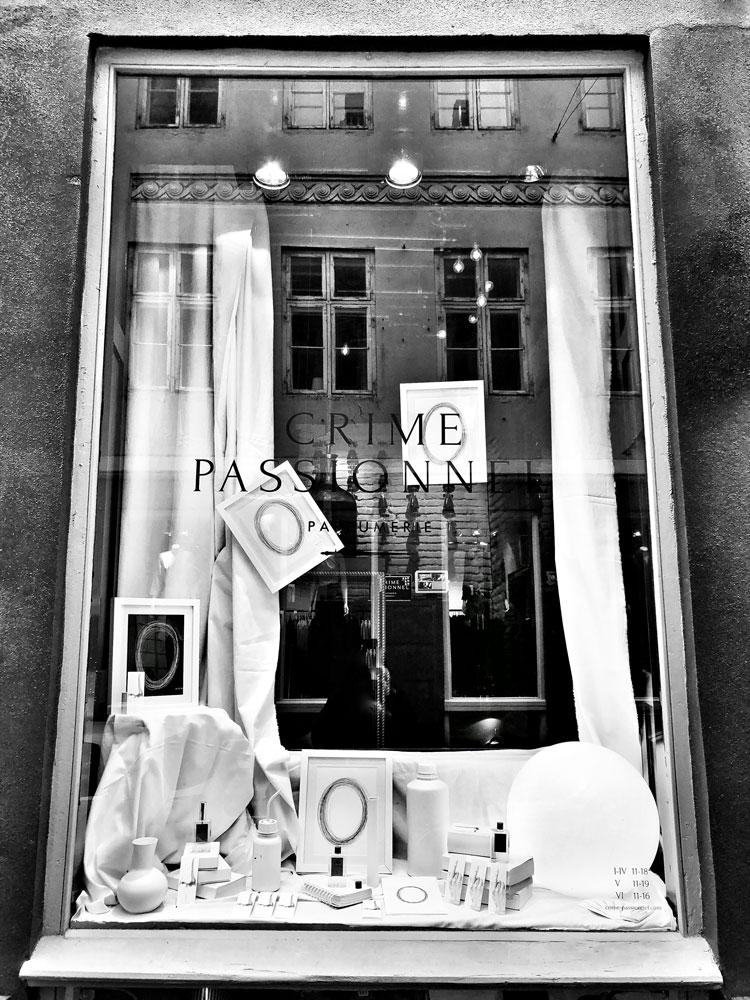 Crime Passionnel, Copenhagen