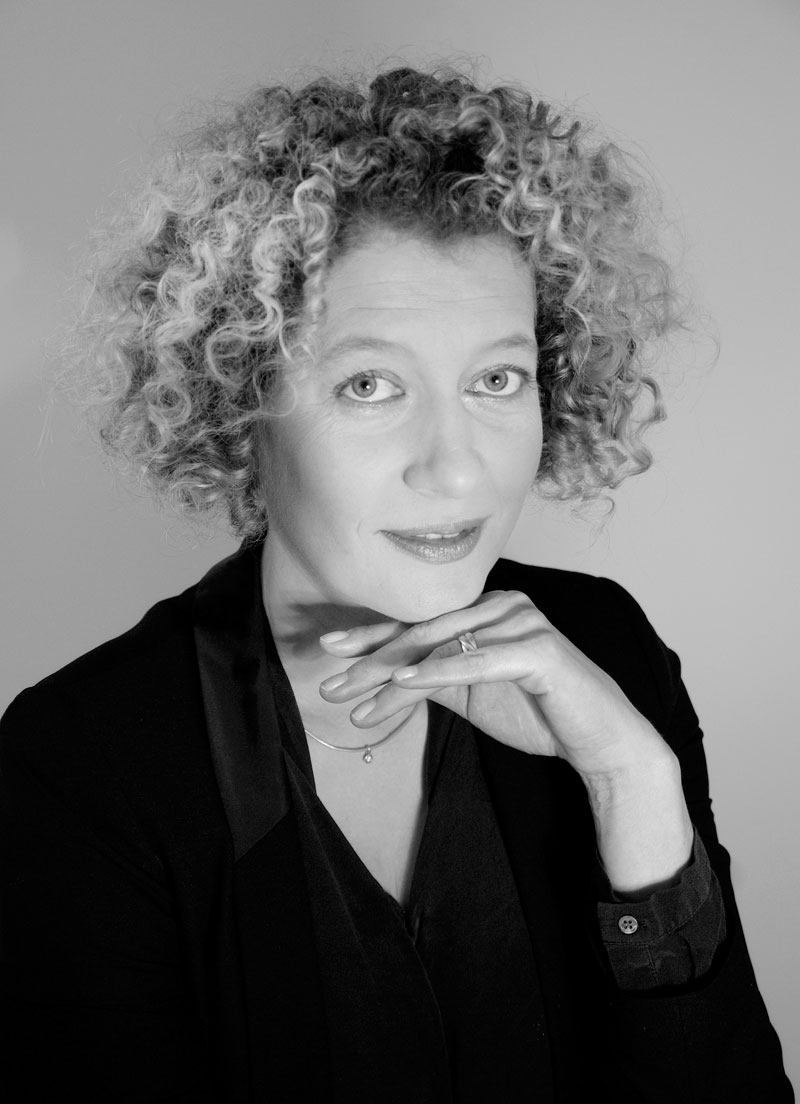 Perfumer Karine Chevallier