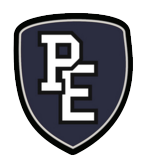 The P.E. Club Shield