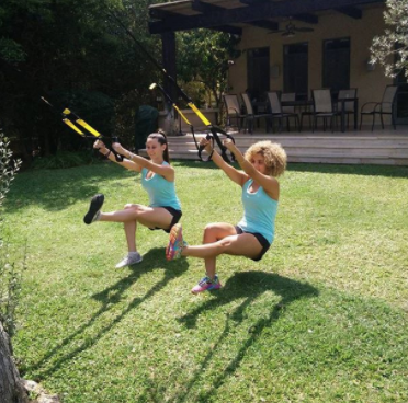 TRX Training, The P.E. Club