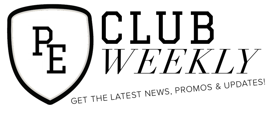 The P.E. Club Weekly - Email Marketing