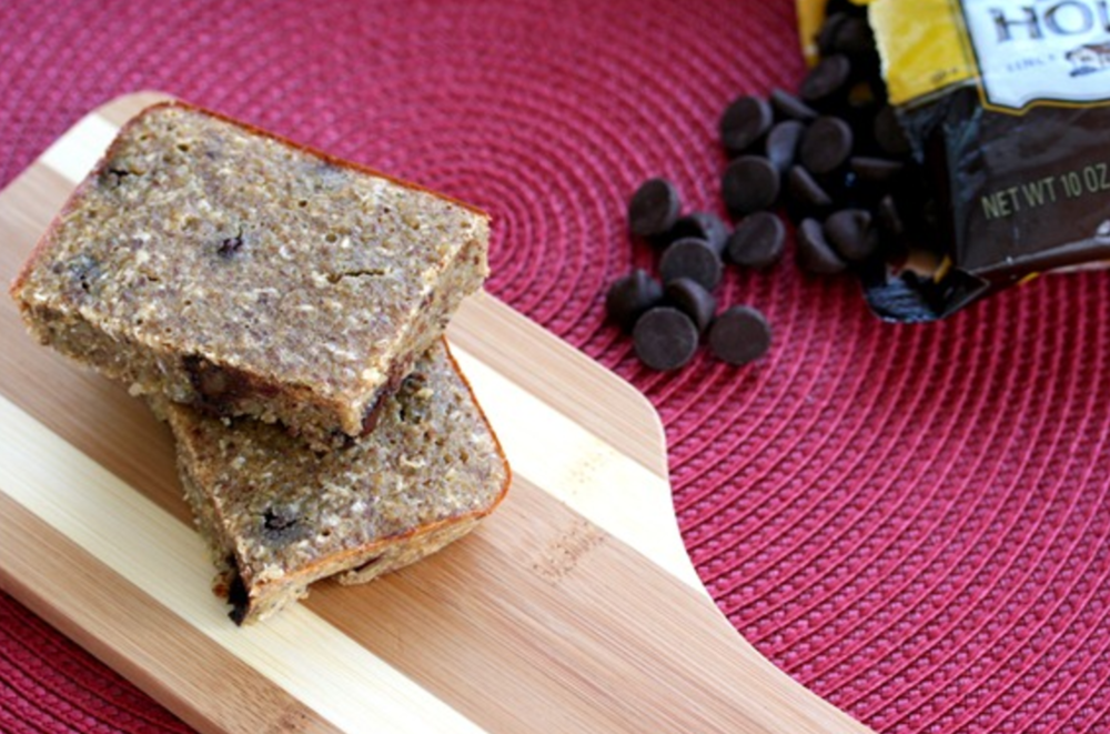 Quick Breakfast Ideas: Fannetastic Food - Gluten Free Dark Chocolate Quinoa Bars - The P.E. Club