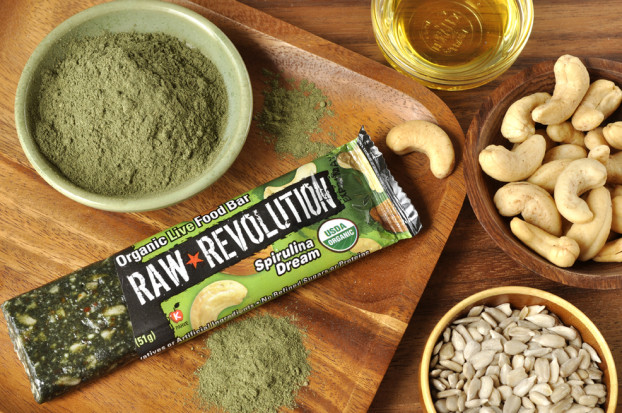 Easy Breakfast Ideas: Raw Revolution Protein Bars - The P.E. Club