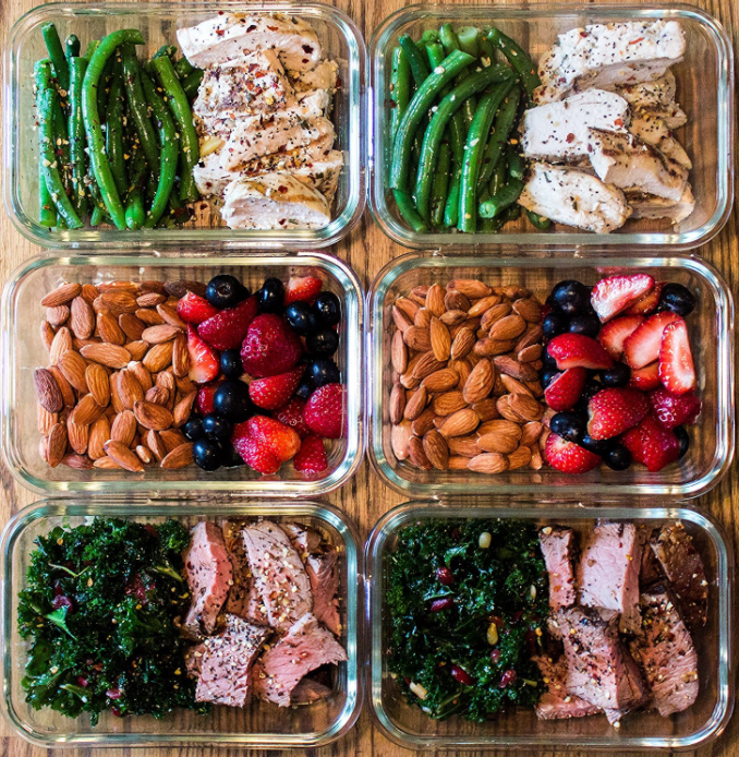 Meal Prep Tips You Need In Your LIfe - The P.E. Club