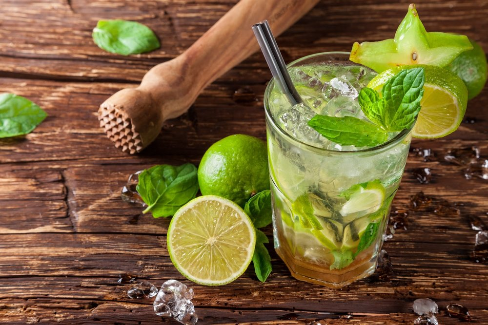 A Mojito that will still leave you bikini ready!