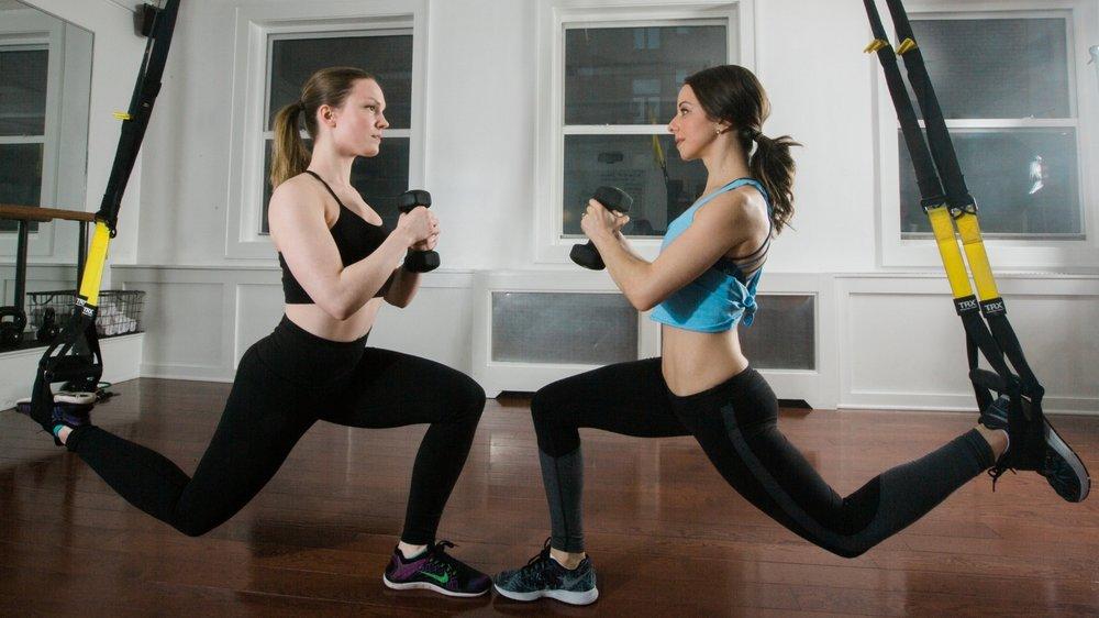 TRX Legs & Abs - The P.E. Club - fitness classes nyc
