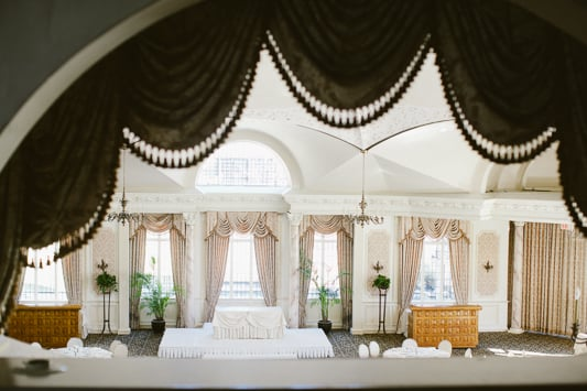 Pleasantdale Chateau's Ball Room