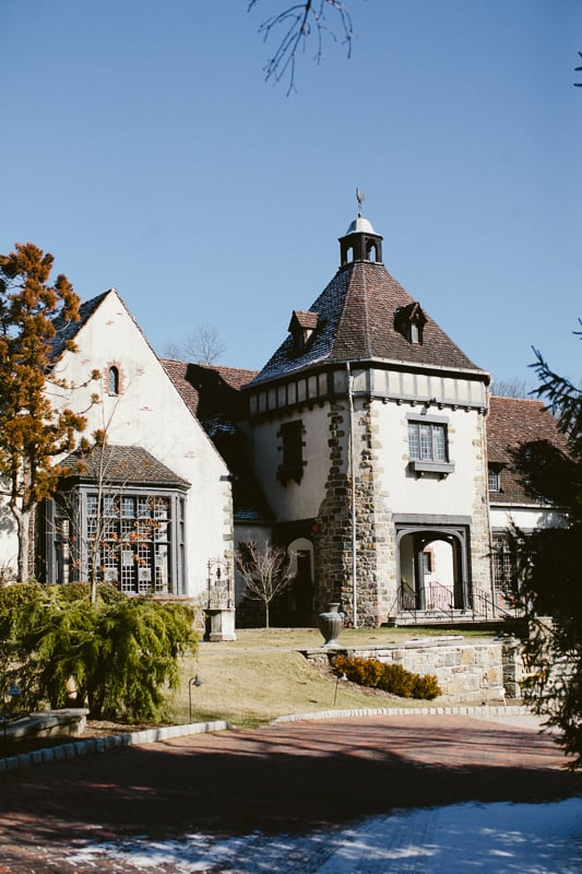 The Pleasantdale Chateau, great option for winter weddings in NJ