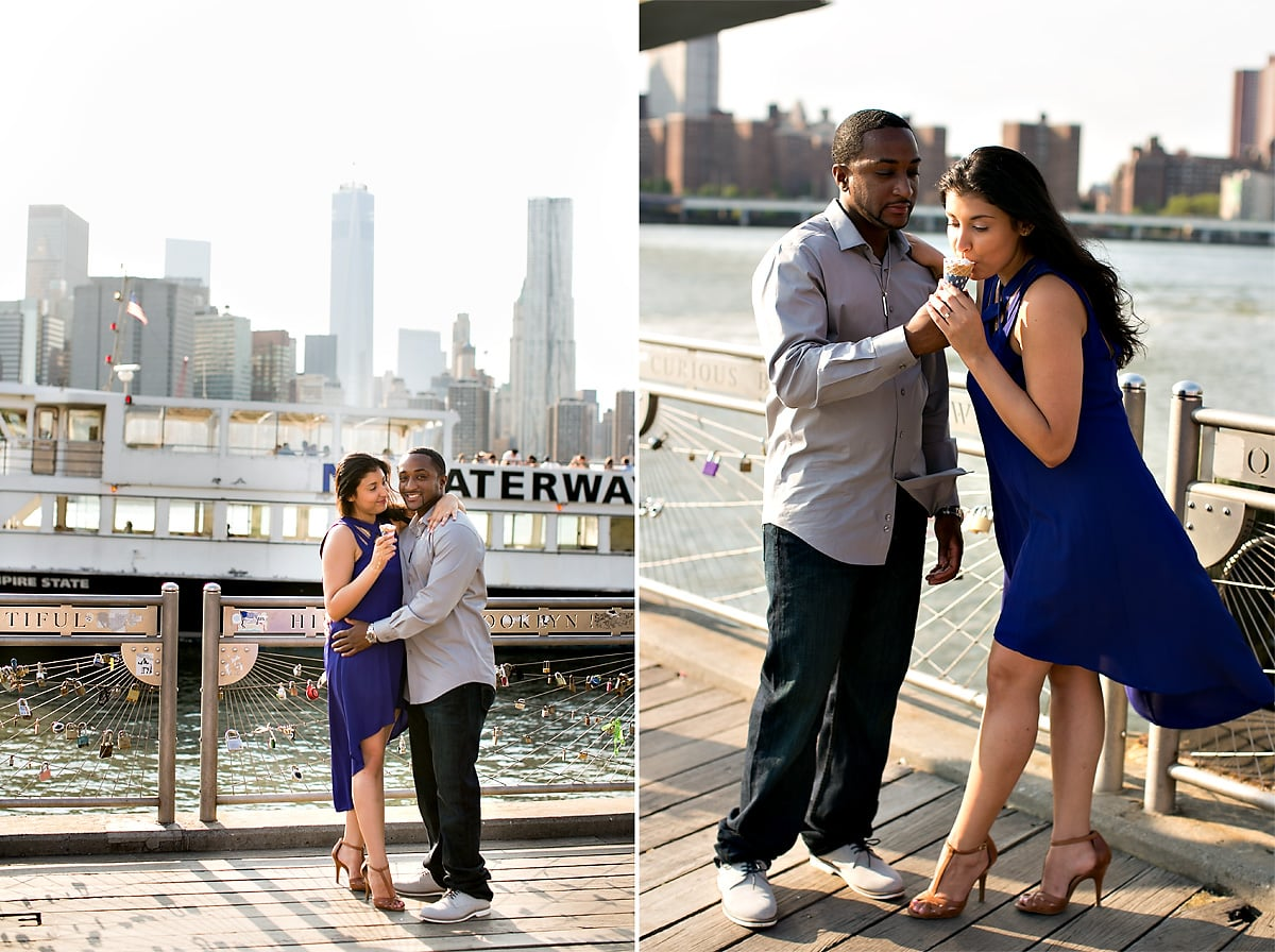 chelo keys photography, brooklyn engagement session